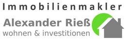 Logo Immobilienmakler Alexander Rieß