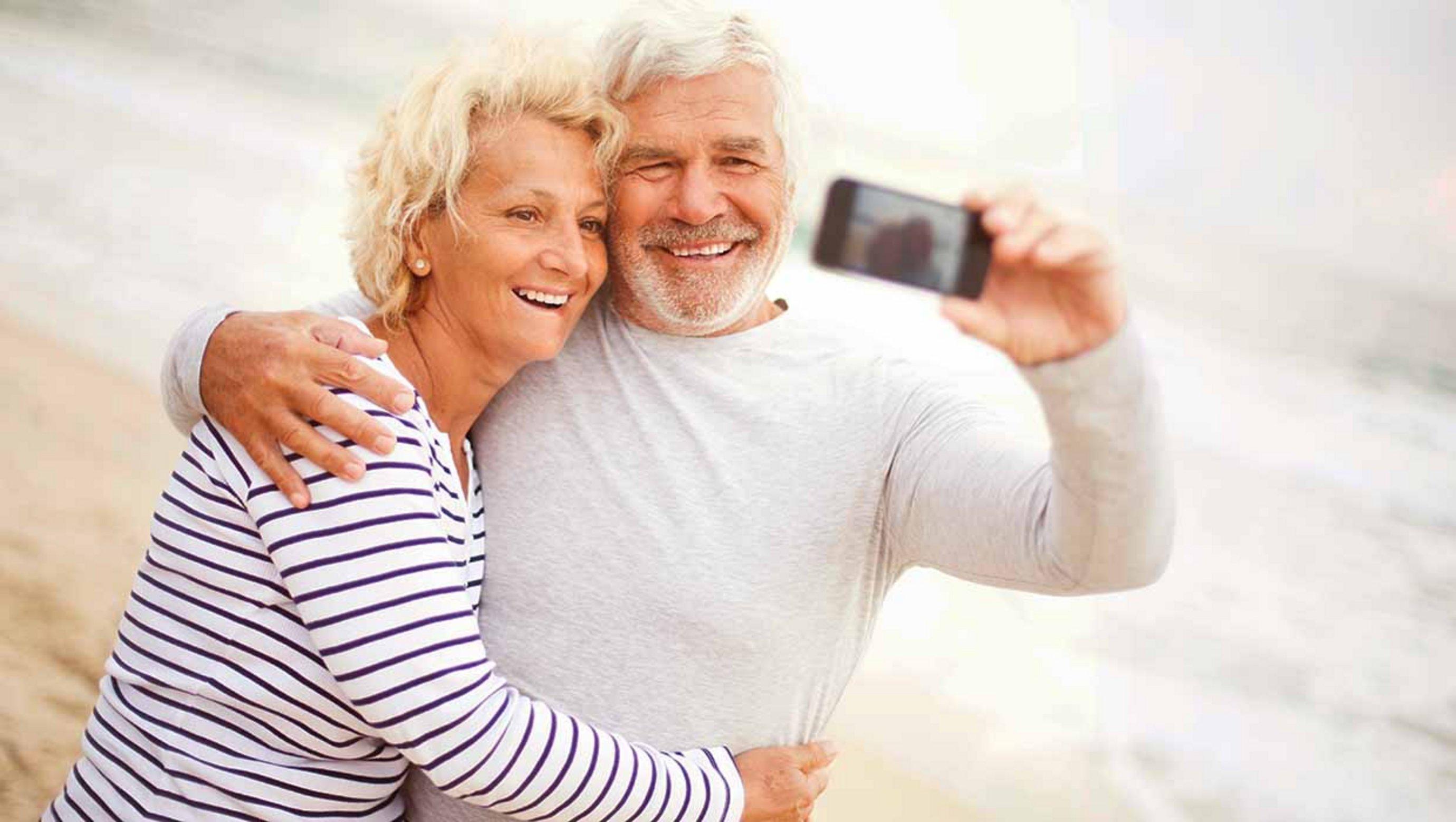 Partnersuche ab 60 plus