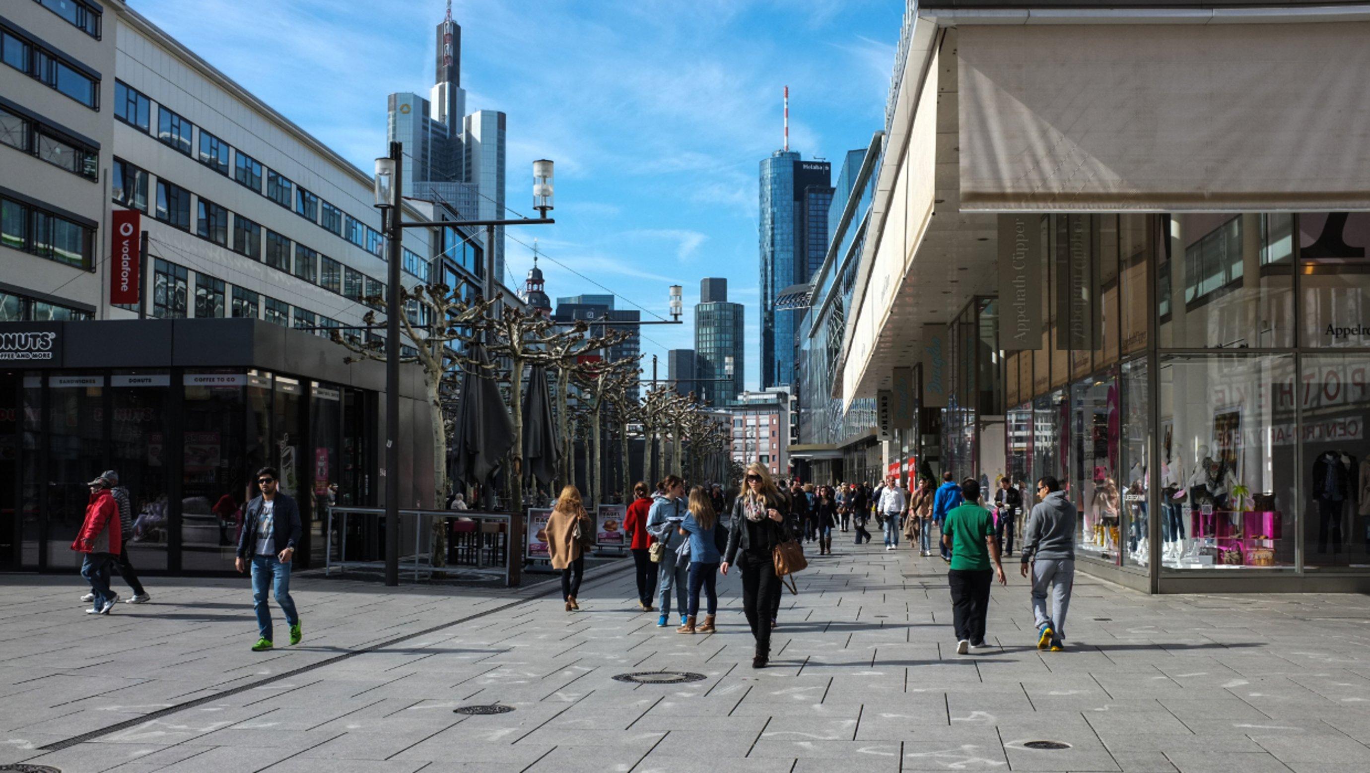 Meine Stadt De Frankfurt