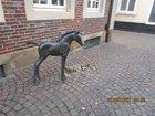 Bronzepferd