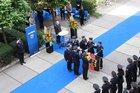 158 Bundespolizisten feierlich am Flughafen Frankfurt vereidigt