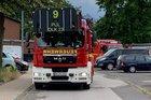Drehleiter der Feuerwehr Pulheim
