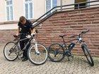 Wer hat den Täter mit den Fahrrädern gesehen?