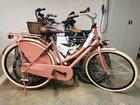 Bei dem Hollandrad handelt es sich um das Modell Altec Roma