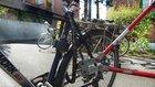 Symbolbild Polizei: Fahrrad wird mit Bolzenschneider aufgebrochen