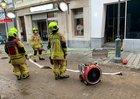 Zimmerbrand - Menschenleben in Gefahr