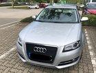 Beschädigter PKW Audi