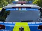 """""""Bitte folgen"""": Die Polizeidirektion Göttingen twittert am 1. Oktober über ihre Einsätze."""