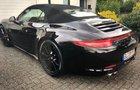 Porsche Carrera 911 4S Cabrio