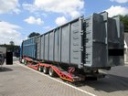 Laster mit Containern