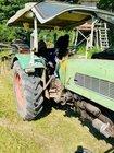Originalfoto des Traktors Marke Fendt, Modell, Farmer 2