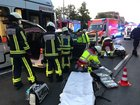 Unfall Straßenbahn Bochum