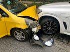 Unfall auf der Wurster Straße in Bremerhaven am 26.09.21. Foto: Polizei