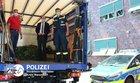 Gute Zusammenarbeit zwischen THW und Polizei