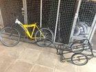 Die Polizei Walsrode sucht den Eigentümer dieses Mountainbikes mit Anhänger. Hinweise bitte unter 05161/984480.