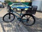 Fahrrad der Geschädigten