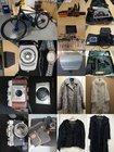 Die Collage zeigt die sichergestellten Gegenstände, bei denen es sich um Diebesgut handeln könnte. Die einzelnen Aufnahmen sind abrufbar über https://k.polizei.hessen.de/985795201