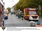 Einsatzfoto Berufsfeuerwehr München
