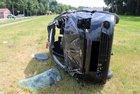 Die 21-jährige Autofahrerin wurde schwer verletzt. Foto: Polizei Minden-Lübbecke
