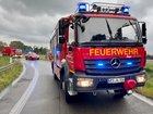 Fahrzeuge der Feuerwehr Alpen