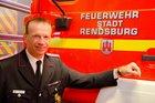 Neuer Wehrführer Martin Schuldt