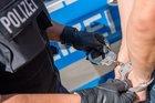 Symbolfoto Festnahme/ Foto : Bundespolizei