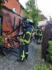 Einsatz in der Petersburgstraße (Foto: Feuerwehr Celle)
