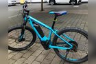 gestohlenes Fahrrad