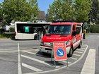 Mobiles Impfteam der Feuerwehr Bergisch Gladbach