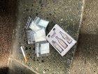 Die Beamten fanden bei einer Kontrolle circa 100g Amphetamin, versteckt in einer Metalldose.