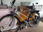 Fahrrad des seit Freitag, 11.06.21, vermissten 78-jährigen Rolf A. aus Vellmar. Polizei bittet um Hinweise aus der Bevölkerung.