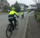 Radfahrausbildung nimmt wieder Fahrt auf