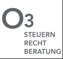 o3 Steuern-Recht-Beratung Logo