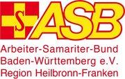 ASB Baden-Württemberg e.V. Region Heilbronn-Franken Logo