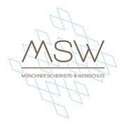 Münchner Sicherheits- und Werkschutz GmbH Logo