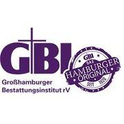 GBI Großhamburger Bestattungsinstitut rV Logo