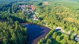 thumbnail - Waldseebad Hasselfelde von oben