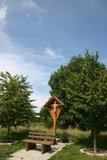 thumbnail - Wegekreuz und Rast bei Reichersdorf.