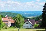 thumbnail - Blick von Oberwirbach auf die Heidecksburg in Rudolstadt