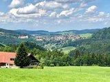 thumbnail - Panoramablick auf Oberstaufen