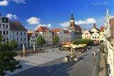 thumbnail - Blick über den Altmarkt in Cottbus