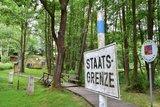thumbnail - Staatsgrenze Tschechische Republik - Bundesrepublik Deutschland im Dreiländereck Sachsen-Bayern-Böhmen