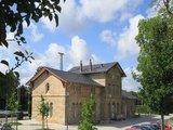 thumbnail - Bahnhof in Hasbergen
