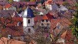 thumbnail - Blick vom Schloßberg auf Sternenfels