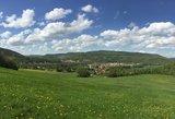 thumbnail - Blick vom Hainberg auf Bad Blankenburg