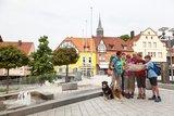 thumbnail - Start auf dem Bürener Marktplatz