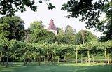 thumbnail - Schlosspark in Bad Bentheim am Fuße der Burg
