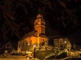 thumbnail - Ortsmitte Nordenau im Winter