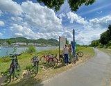thumbnail - Rheinradweg - Drachenfelsblick