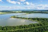 thumbnail - Luftbild Heerter See
